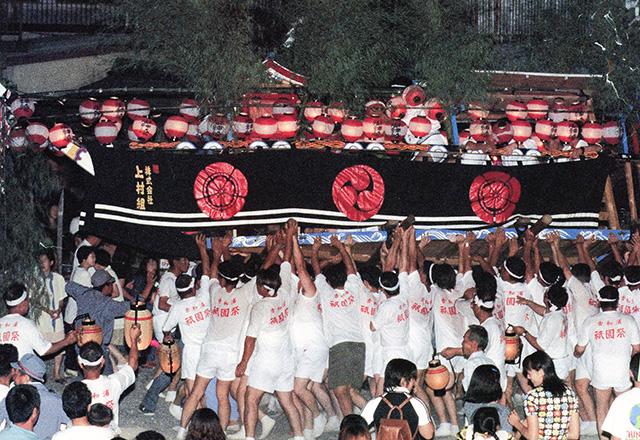 古和浦の祇園祭