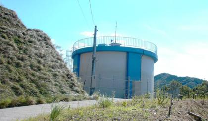 古和浦・栃木地区簡易水道拡張工事