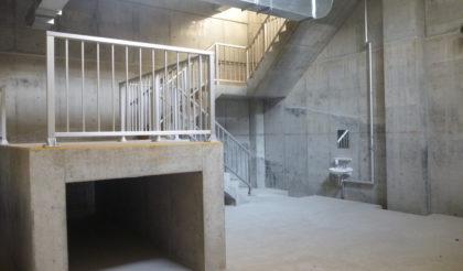 礫浦漁港漁業集落環境整備事業真空ステーション施設工事