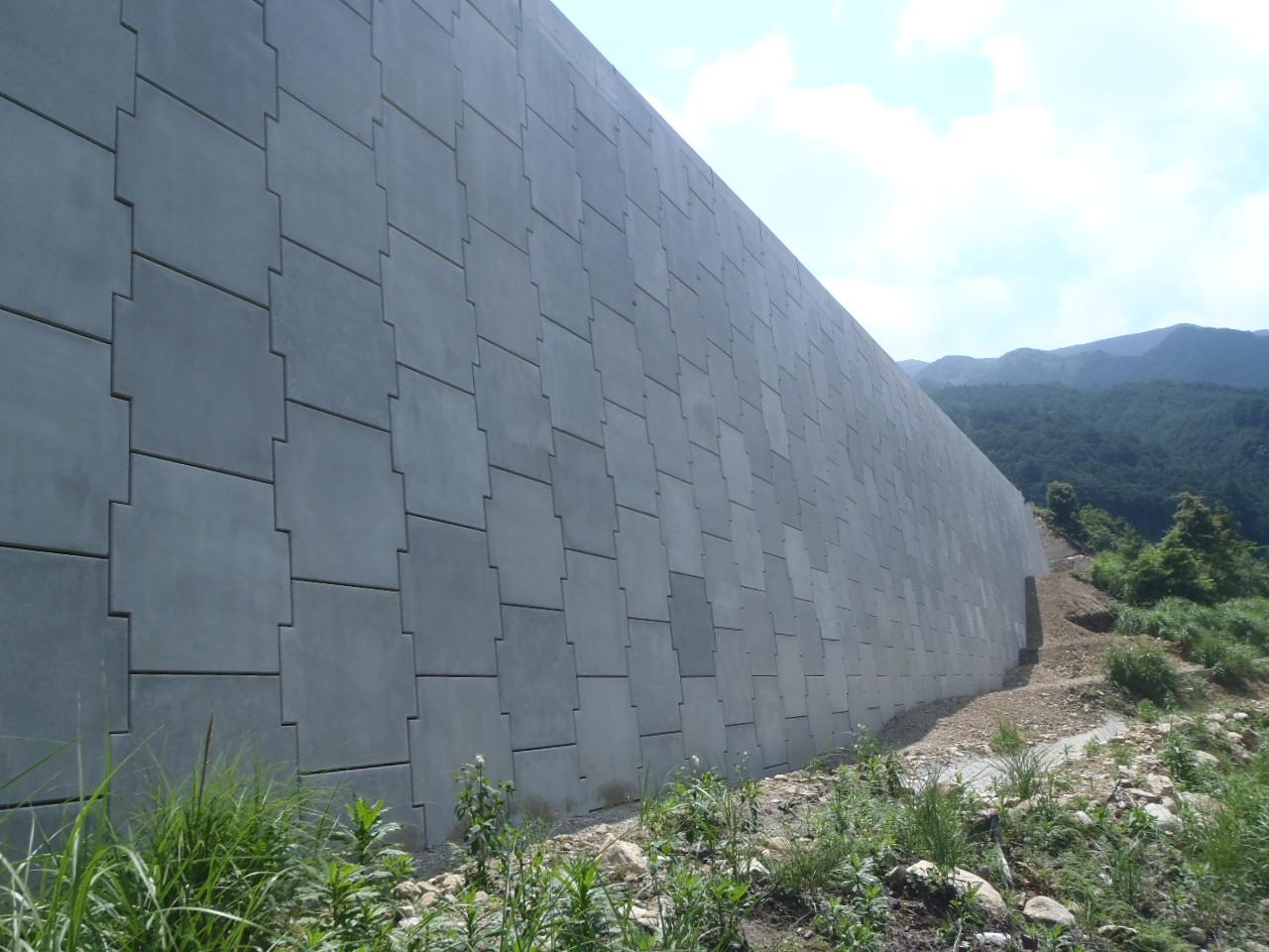 42号矢ノ川道路建設工事