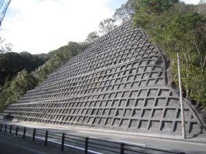 一般国道260号(棚橋竈)災害防除施設工事
