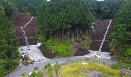 42号熊野尾鷲道路整備工事 完成しました。